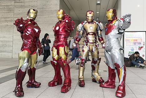 TOKYO COMIC CON 2019 COSPLAY | 東京コミコン2019