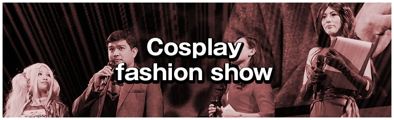 Cosplay fashion
