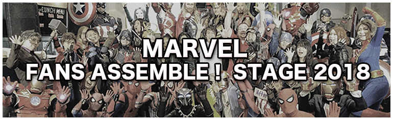 MARVEL FAN ASSENBLE STAGE