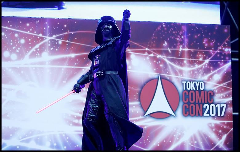 TOKYO COMIC CON 2019 STAR WARS COSPLAY CONTEST | 東京コミコン2019