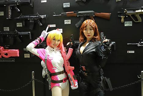 東京コミコン2019 コスプレファッションショー
