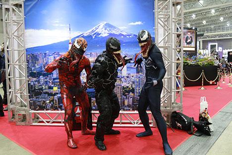 TOKYO COMIC CON 2019 COSPLAY