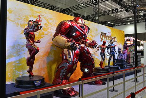 TOKYO COMIC CON 2019 Booth