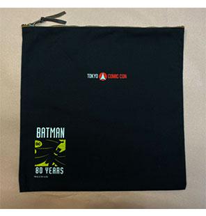 バットマン80周年×東京コミコン<br>クラッチバッグ