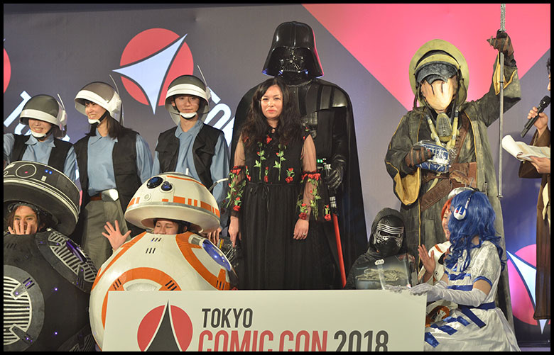 東京コミコン2019 STAR WARS FAN AWARDS 2019 Presented by TOKYO COMIC CON