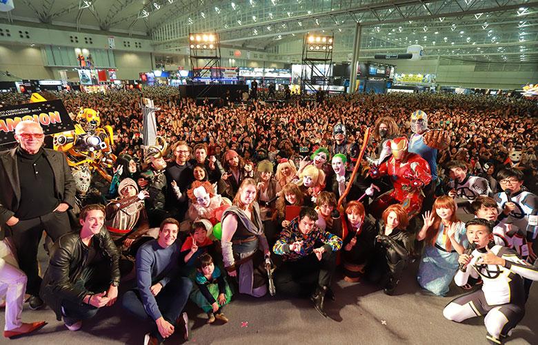 東京コミコン2019 ステージ